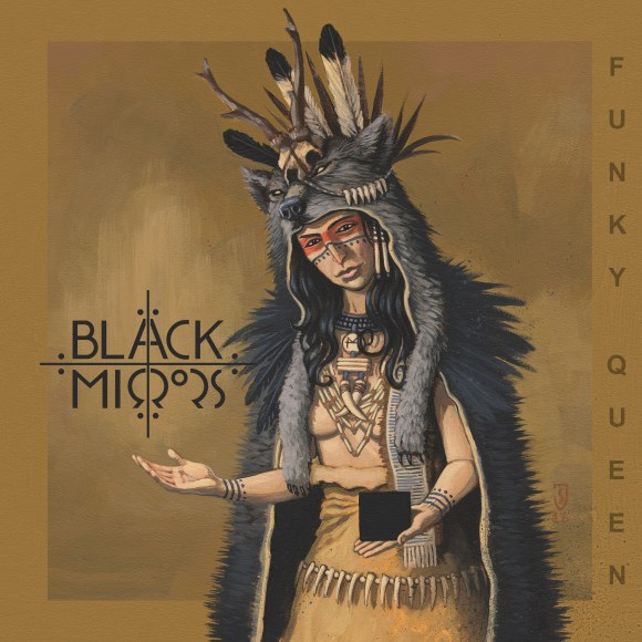Black Mirrors – Funky Queen