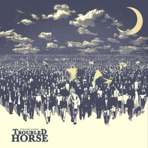 Troubled Horse - Revolution Front RED