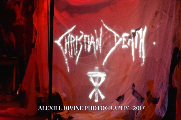 Christian Death Live in Chicago