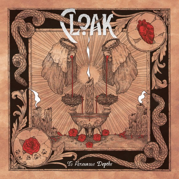 Cloak – To Venomous Depths