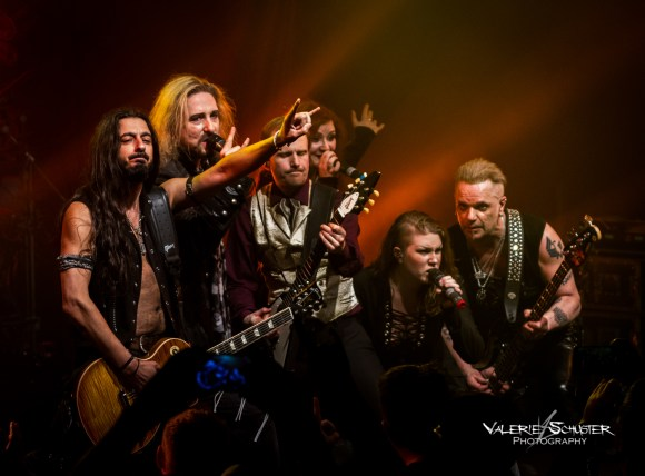 Therion live in Munich, 03.04.18