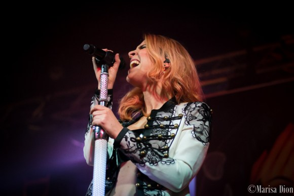 Delain Live in Chicago