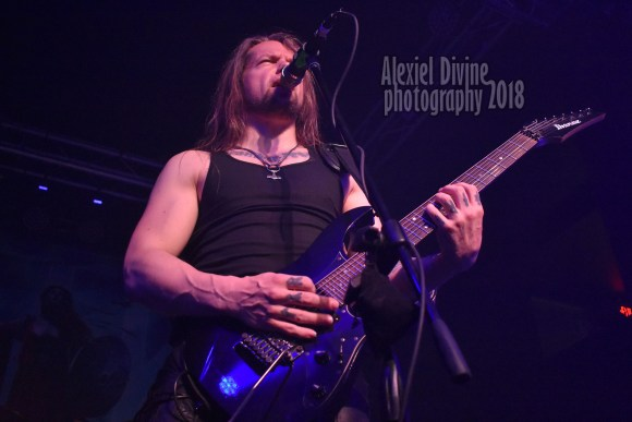 TYR Live at The Forge in Joliet