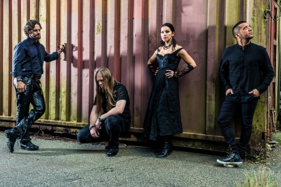 Sirenia Interview with Morten Veland
