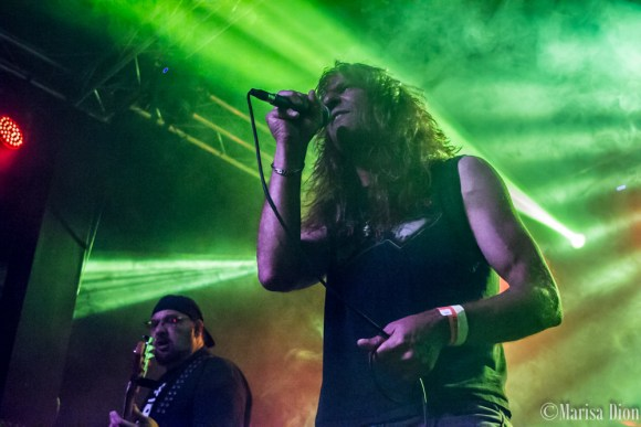Wrath Live at The Forge in Joliet
