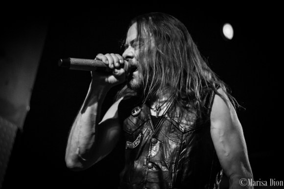 Flotsam And Jetsam Live at The Forge in Joliet