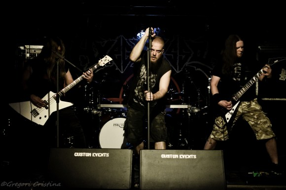 Inkvisitor & Axegressor live in Pori, Finland