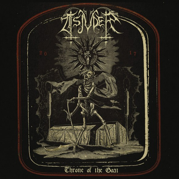 Tsjuder – Throne Of The Goat
