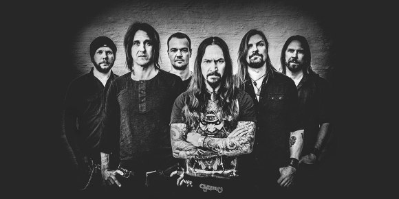 Amorphis Interview with Jan Rechberger