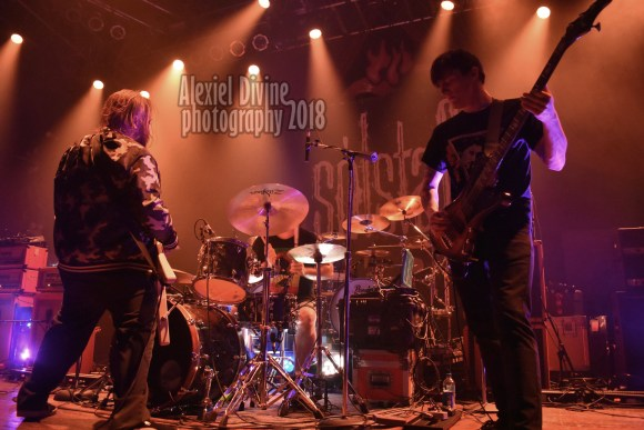 The Atlas Moth Live in Chicago