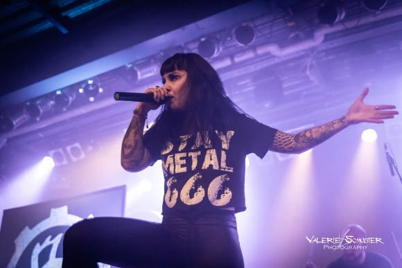 Jinjer in Munich, 30.01.19
