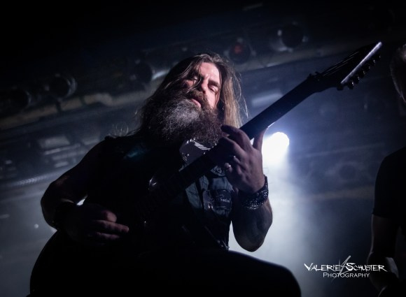 Soilwork in Munich, 30.01.19