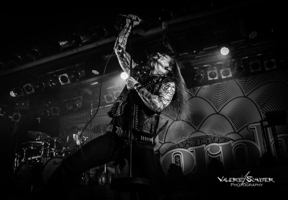 Amorphis in Munich, 30.01.19