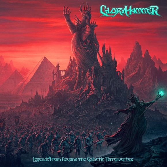 Gloryhammer – Legends From Beyond The Galactic Terrorvortex
