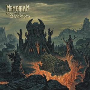 Memoriam - Requiem For Mankind - Artwork