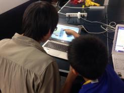 小学生・中学生向けのプログラミング教室「第8回CoderDojoさいたま」を開催しました。