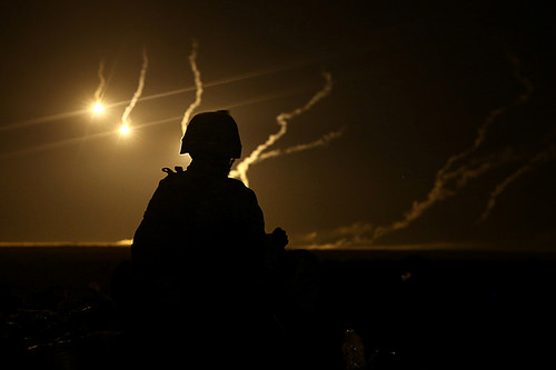 marine-flares-night