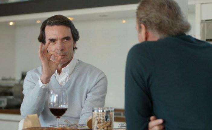 #Televisión| La visita de Aznar llevó a Bertín al peor dato histórico de su programa