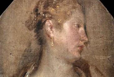 El Museo de Bellas Artes de Valencia expondrá en mayo 'Dama de Perfil', obra inédita de Velázquez
