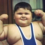 fat below umbilicus