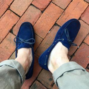 bluesuedeshoes from our friends at austenhellershoes    hellip