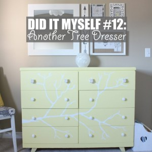 Did It Myself #12: Another Tree Dresser