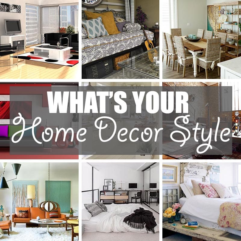Whatu0027s Your Home Decor Style By Of Houses And Trees | Is Your Home Decor  Style