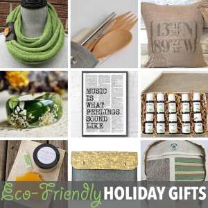 Eco-Friendly Holiday Gifts