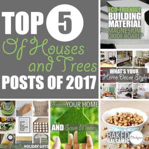 Top 5 Of Houses and Trees Posts of 2017