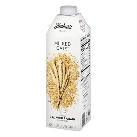 Oat milk is one of 10 current Pinterest trends that slant toward a truly inspiring ambition - being more green! Oat milk is more eco-friendly than cow's milk - and healthier too.