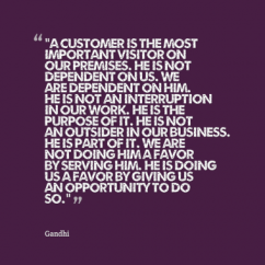 A Customer Is Not Always Right But They Are Always Important