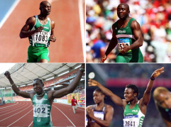 4 Of The Fastest Nigerians In The World Discuss Their Greatest Obstacles #TheSuccessSeries