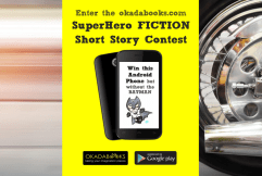 Write Less Than 1000 Words & Get An Android Phone Powered By @okadabooks