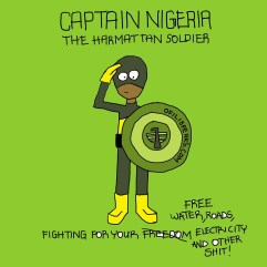 Captain Nigeria To The Rescue