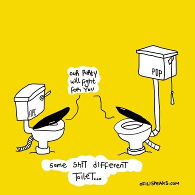 toilet apc
