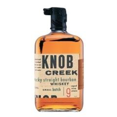 My Mini Bar: Knob Creek Kentucky Straight Bourbon Whiskey