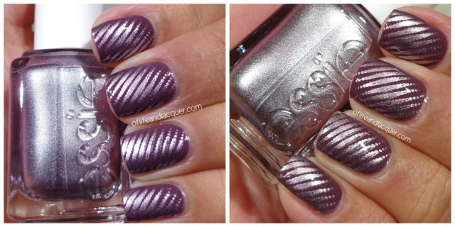 Sation BYOBottle Essie Nothing Else Metals MASH 44