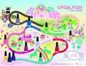 Miss Professional Nail: Sation Candylandia