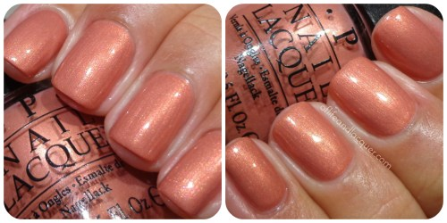 OPI Hands Off My Kielbasa! Swatch