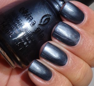 China Glaze Kiss My Glass 2
