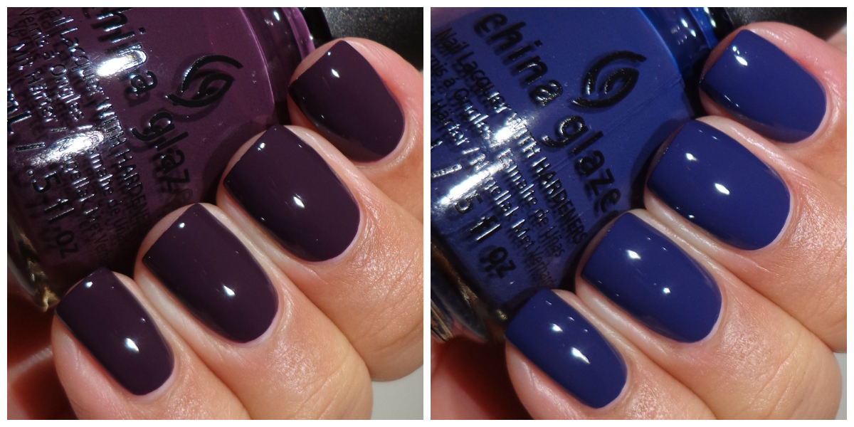 China Glaze Autumn Nights Collection - Cremes