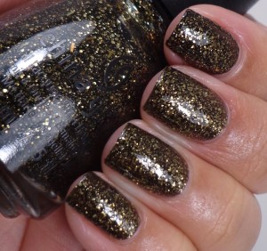 China Glaze Bat My Eyes 2