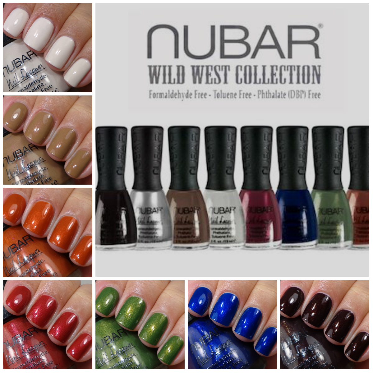 Nubar Wild West Collection For Fall 2013