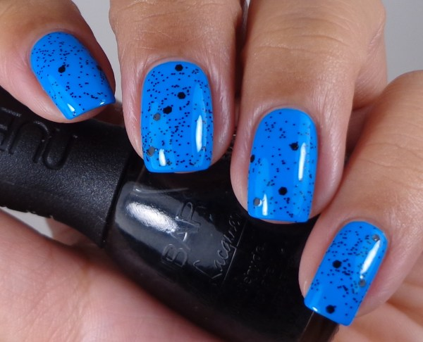 Nubar Black Polka Dot 1