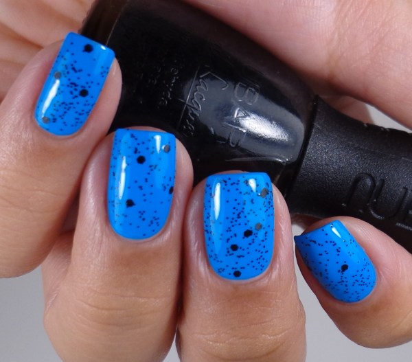 Nubar Black Polka Dot 3