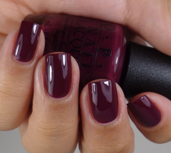 OPI In The Cable Car-pool Lane 3