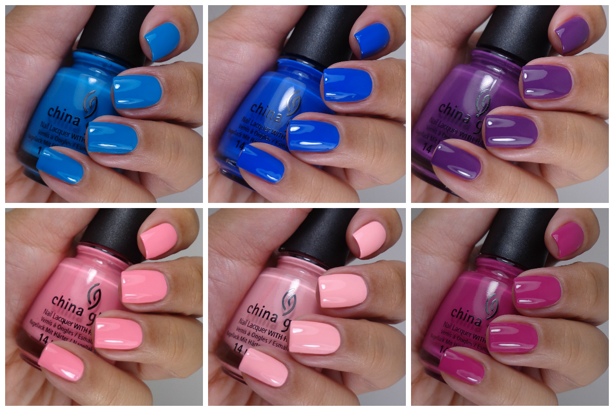 China Glaze Off Shore Collection Summer 2014 - Dune Our Thing