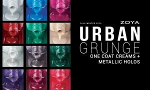 Zoya Urban Grunge Collection – Cremes