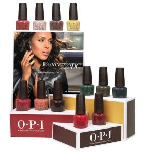 OPI Washington DC Collection Fall 2016