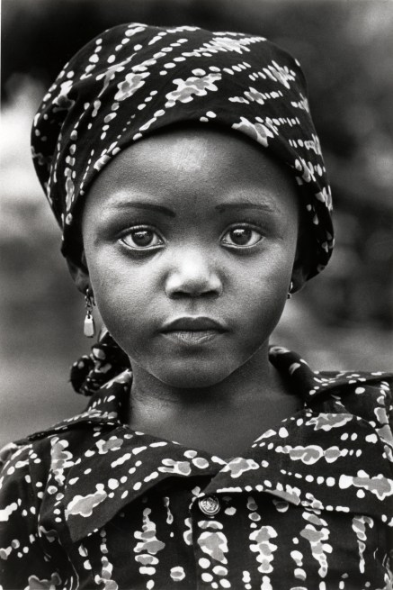 Girl from Tamale, Ghana